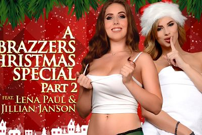 A Brazzers Christmas Special Part 2