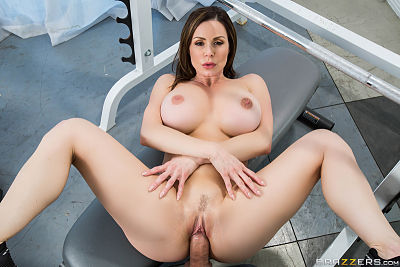 Personal Trainers: Session 1 Kendra Lust